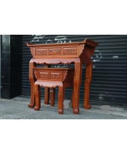 Bộ bàn thờ Căm xe kiểu Đài Loan