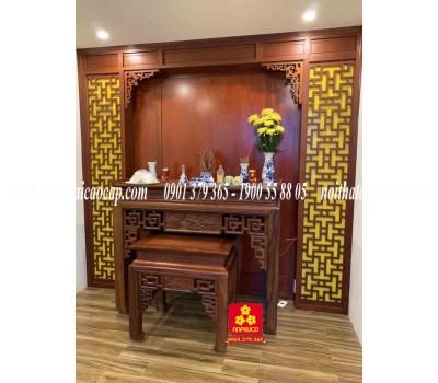 Bàn thờ gỗ Hương 127