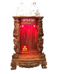 Bàn thờ ông địa Cẩm Lai cao cấp