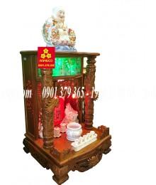 Tủ ông điạ gỗ Lim đẹp điện tử 68x108