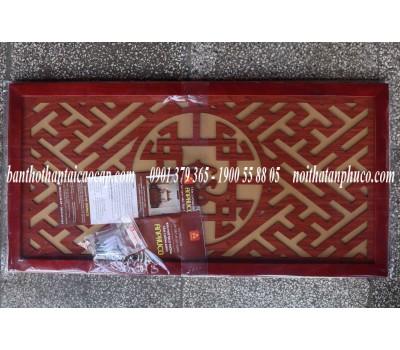 Tấm chống khói chữ Lộc 81