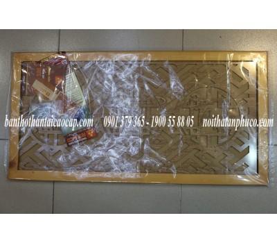 Tấm chống khói Chữ Phúc, Lộc, Thọ mới