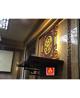 Bàn thờ treo tường gổ hương(M-MT1H.81.42.002)