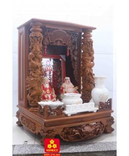 Mẫu bàn thờ Thần Tài, thổ địa đẹp