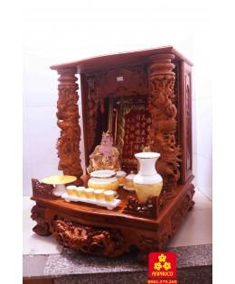 Mẫu bàn thờ ông Địa đúng phong thủy