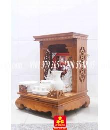 Mẫu bàn thờ Thần Tài mới