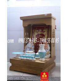 Mẫu bàn thờ Thần Tài Hưng Phát