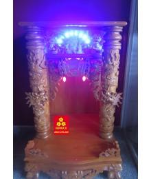 Tủ thờ ông địa gỗ Lim 68.107 Điện Tử