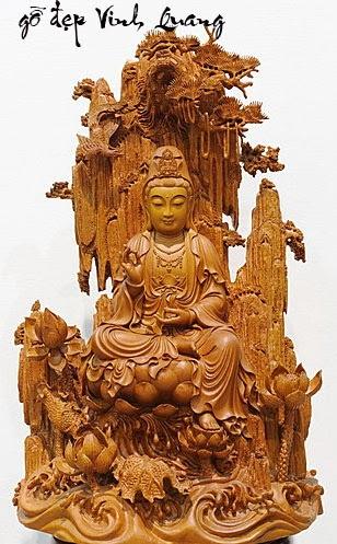 Đồ thờ cúng bằng gỗ Căm Xe